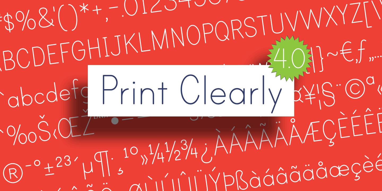 Free Fonts - Blue Vinyl Fonts